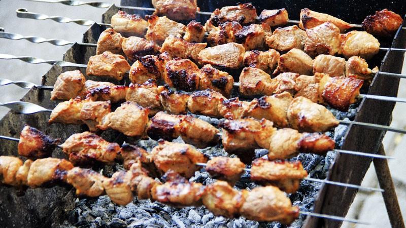 BBQ beleving voor bedrijfsfeest of eventcatering